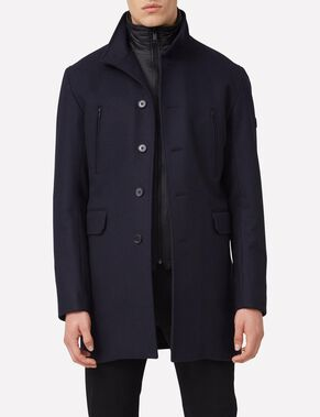 GAVIN MT COMPACT MELTON COAT