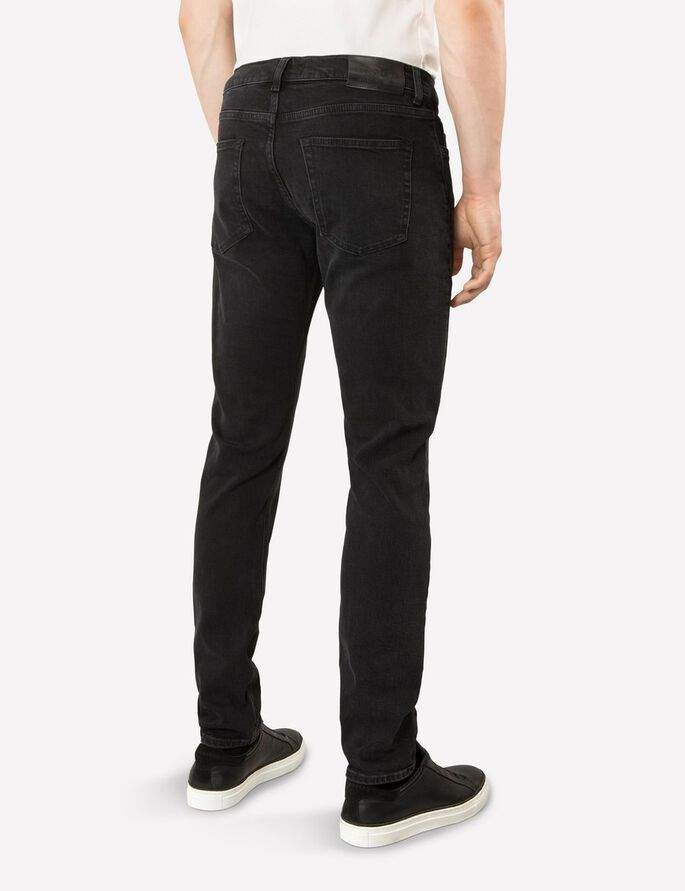 JAKE MYSTIC BLACK JEANS, Black, large