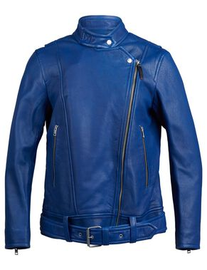 MAYA SUMMER LEATHER JACKET
