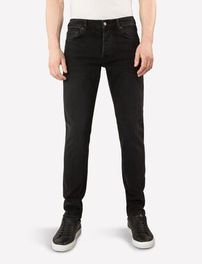 JAKE MYSTIC BLACK JEANS