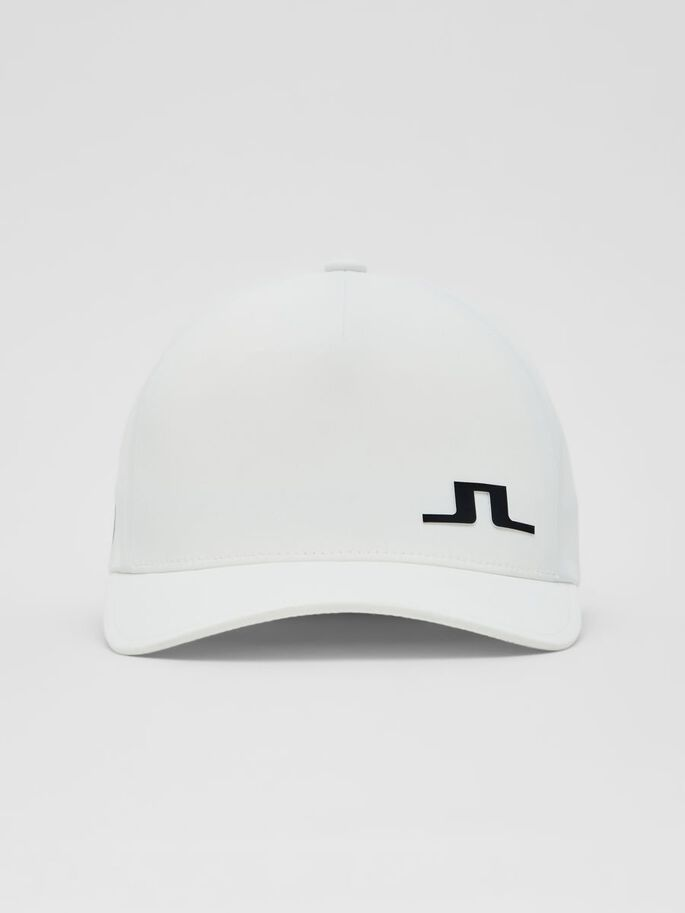 JERRY CAP, White, large