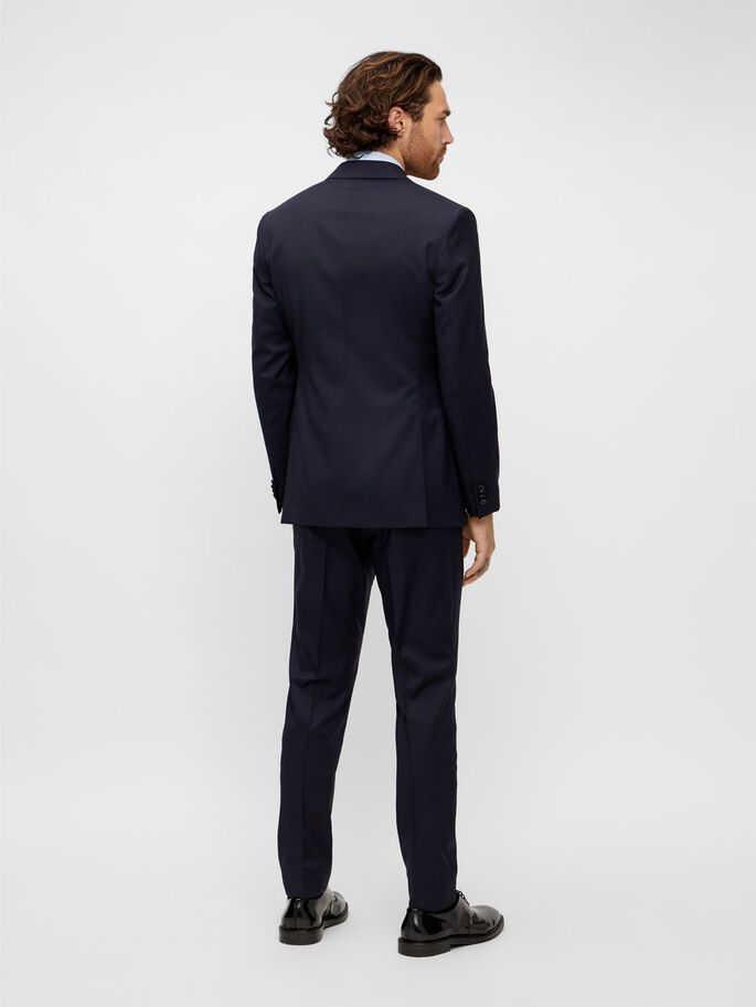 DONNIE LEGEND WOOL BLAZER, JL Navy, large