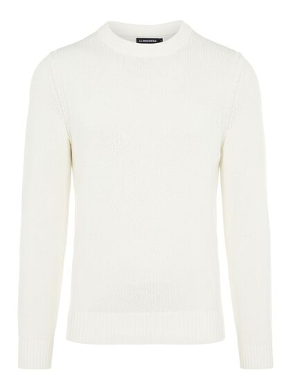 OLIVER STRUCTURED SWEATER