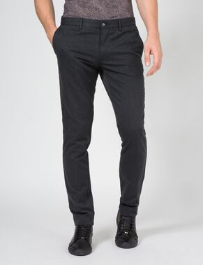 CHAZE FLANNEL TWILL CHINOS