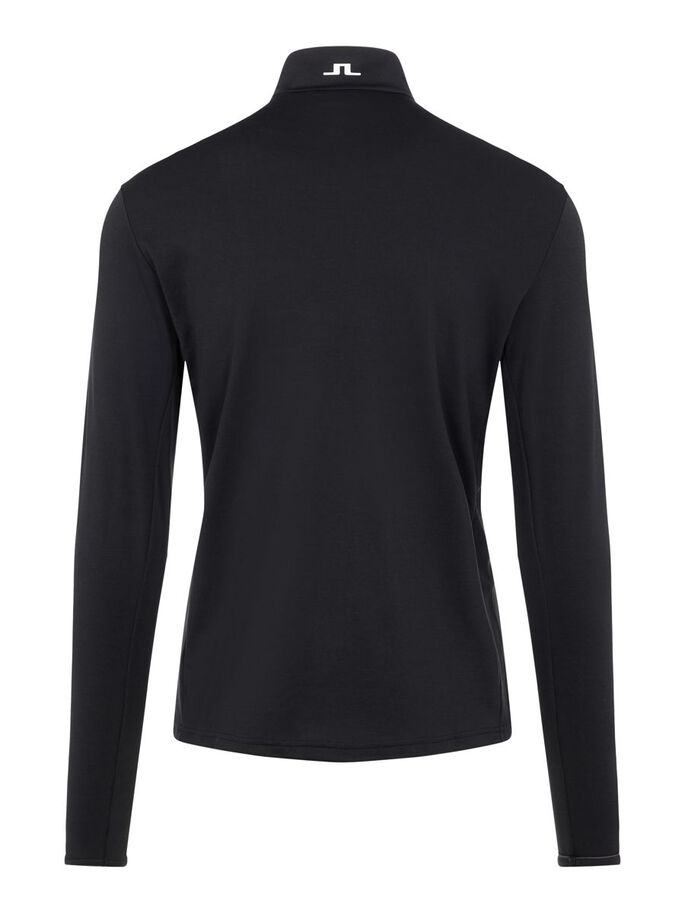 BRAN MID LAYER SWEATER, Black, large