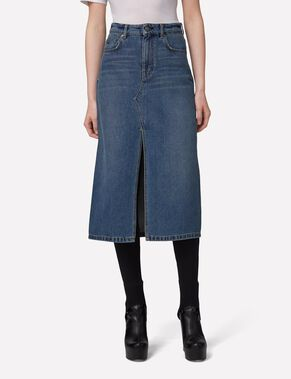 CONEI POND DENIM SKIRT