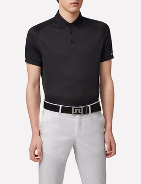 VIKTOR REGULAR FIT JERSEY POLOSHIRT