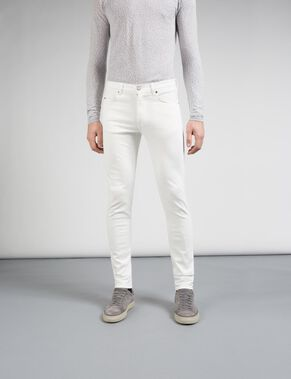 DAMIEN STAY WHITE SKINNY FIT JEANS