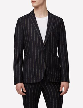 HOPPER UNCONSTRUCTED COLLEGE BLAZER