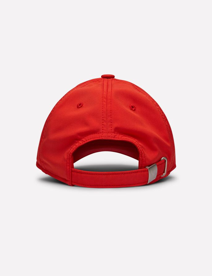 ANGUS TECH STRETCH CAP, Racing Red, large