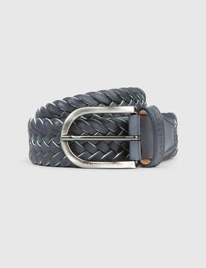BRAYDEN 35 BRAIDED COTTON BELT