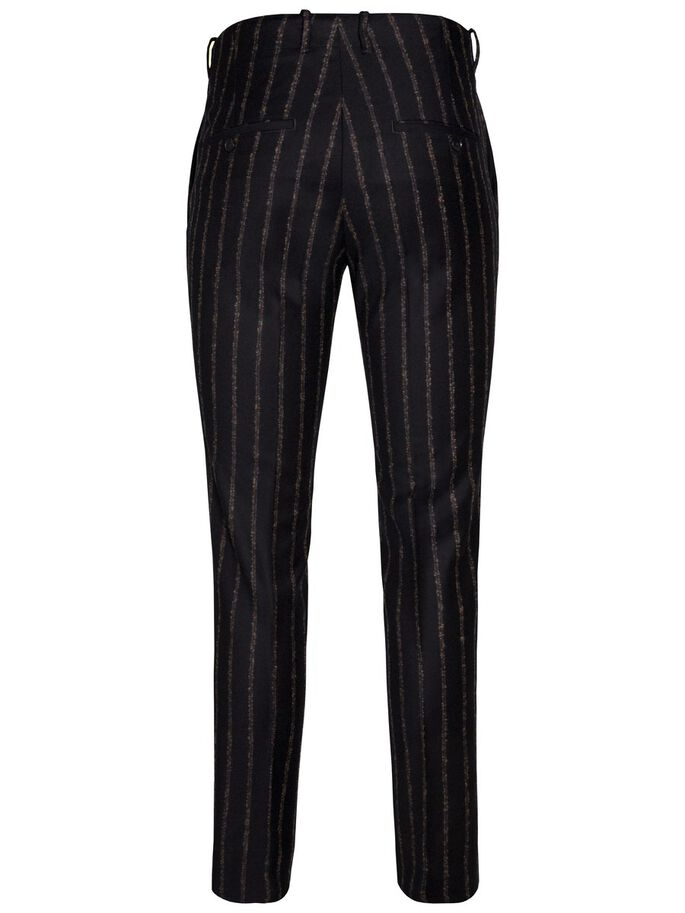 RAMON COLLEGIATE SUIT TROUSERS, JL Navy, large