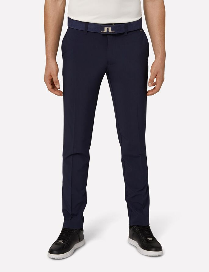 ELLOTT TIGHT MICRO STRETCH TROUSERS, JL Navy, large