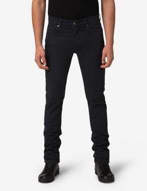 JAY SOLID STRETCH SLIM FIT JEANS