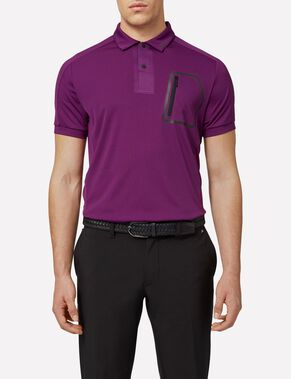 MAX SLIM TX JERSEY+ COOLING POLO SHIRT
