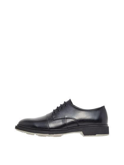 OLIVER LEATHER DERBY-SCHUHE