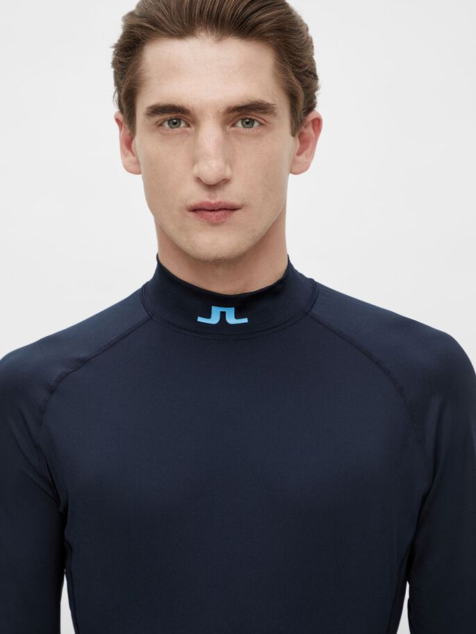 AELLO COMPRESSION TOP, JL Navy, large