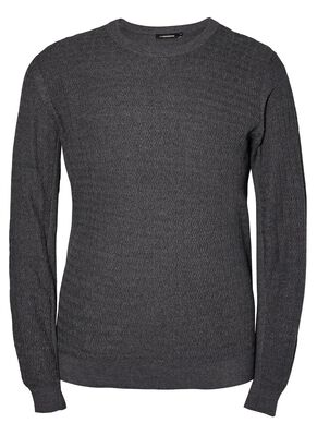 HUNT WAVE STRUCTURE KNITTED PULLOVER
