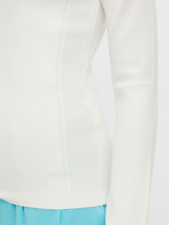 MOA PULLOVER, White, large