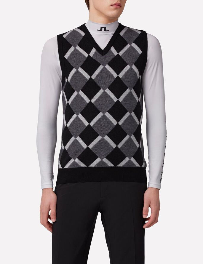 ARGYLE VÉRITABLE MÉRINOS MARCEL, Black Diamond, large