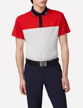 JOHAN SLIM FIT TX TOURQUE POLOSHIRT