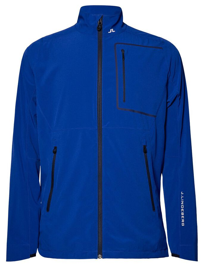 KINETIC SOFT SHELL SPORTS JACKET, Strong Blue, large