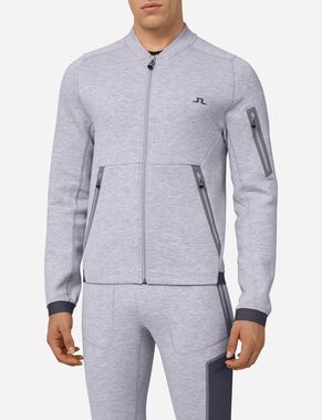 ATHLETIC TECH SWEAT SWEATJAKKE