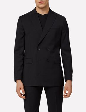 DARKO DOUBLE-BREASTED COMFORT WOOL BLAZER