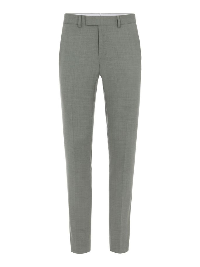 GRANT TRAVEL TECH TROUSERS, Sage, large