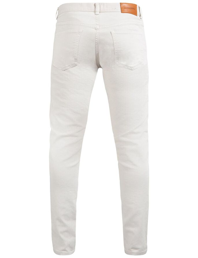 JAY, EINFARBIG, STRETCH SLIM FIT JEANS, Pale Powder, large