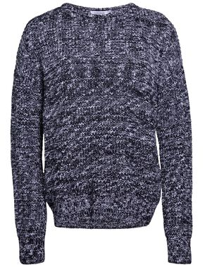 MATY CHUNKY COTTON KNITTED PULLOVER