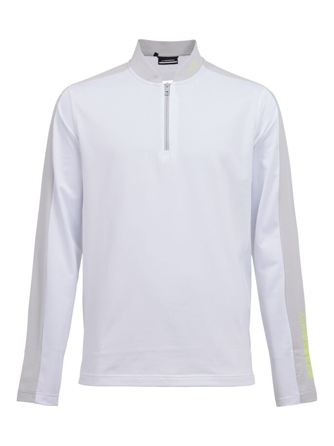RY MID LAYER PULL, White, large