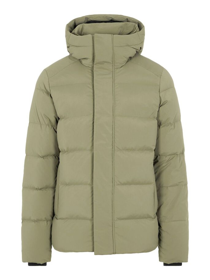 BARRELL STRETCH DOWN JACKE, Army Green, large