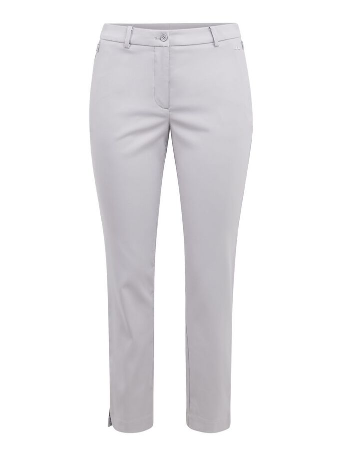 LEI STRIPE TROUSERS, Micro Chip, large
