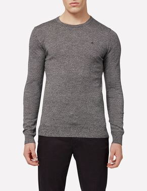 LYLE TRUE MERINO KNITTED PULLOVER
