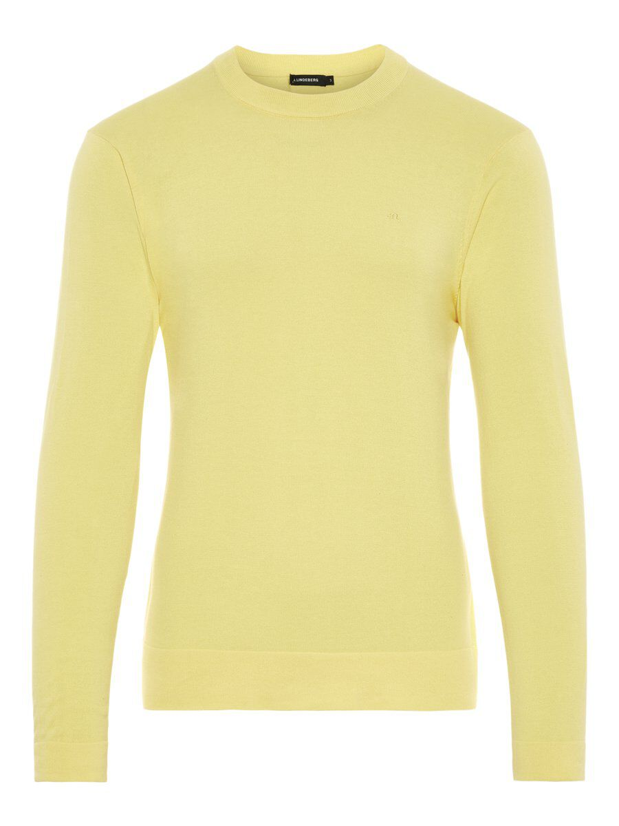 Niklas Neck J lindeberg Cotton R Sweater Refined Opx0TSwO