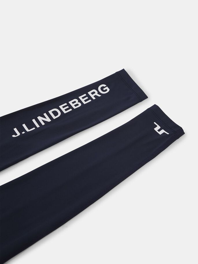 ENZO COMPRESSION SLEEVES, JL Navy, large