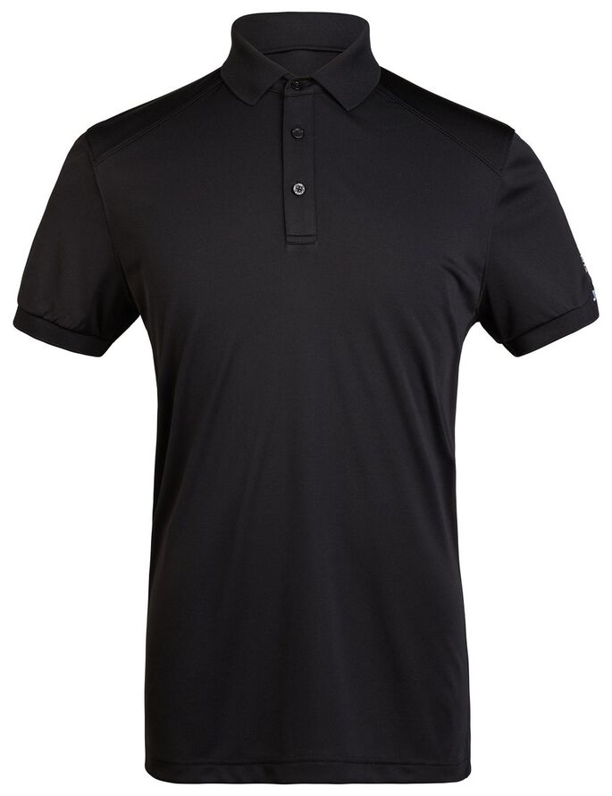 DENNIS REG TX JERSEY + POLO SHIRT, Black, large