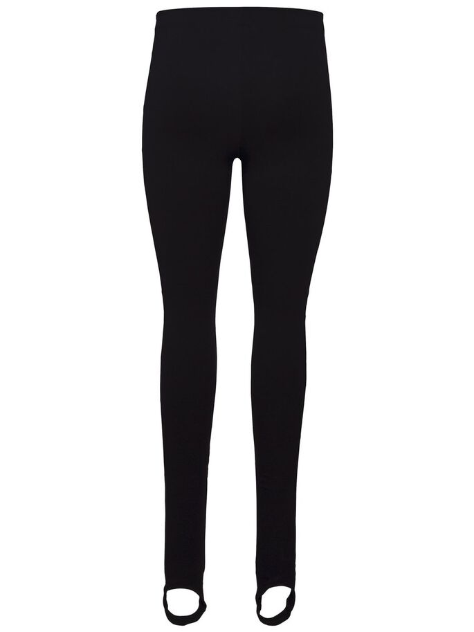 TORIE TECH JERSEY- SKIHOSE, Black, large