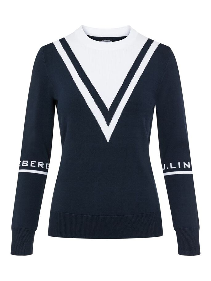 STINA SWEATER, JL Navy, large