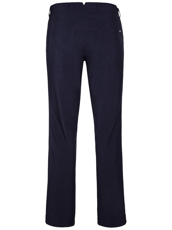 JACK SLIM FIT MICRO STRETCH TROUSERS, JL Navy, large