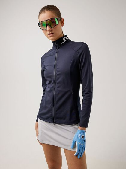 THERESE MID LAYER VESTE