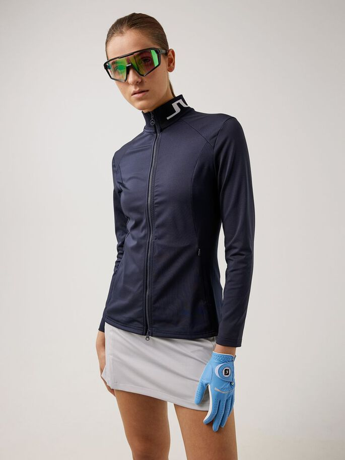 THERESE MID LAYER JACKET, JL Navy, large