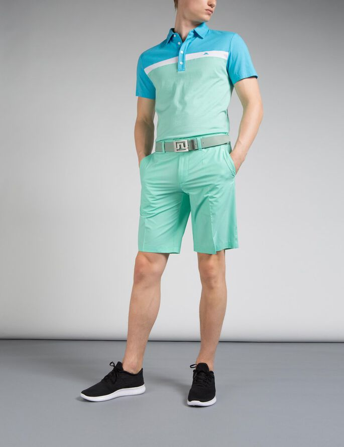 CORY REG LUX JERSEY POLO SHIRT, Mint, large