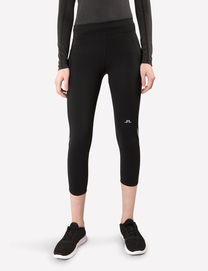 3.4 COMP. P.  SPORTS TIGHTS, Black, large