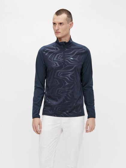 HENRY MID LAYER SWEATER