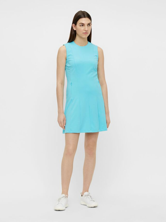 JASMIN KLEID, Beach Blue, large