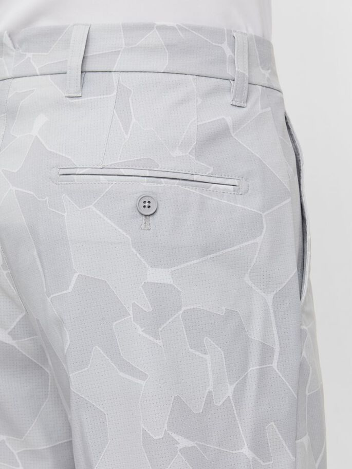 TIM GOLF SHORTS, Stone Grey, large
