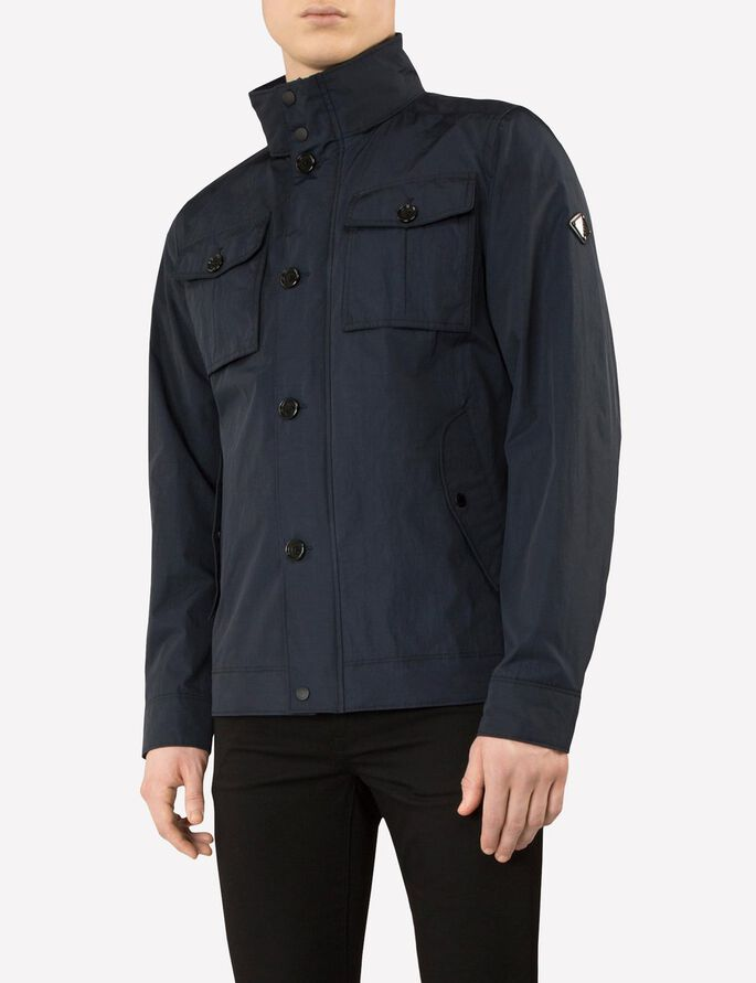 BAILEY 72 SPORTS NYLON JACKE, Dk Navy, large