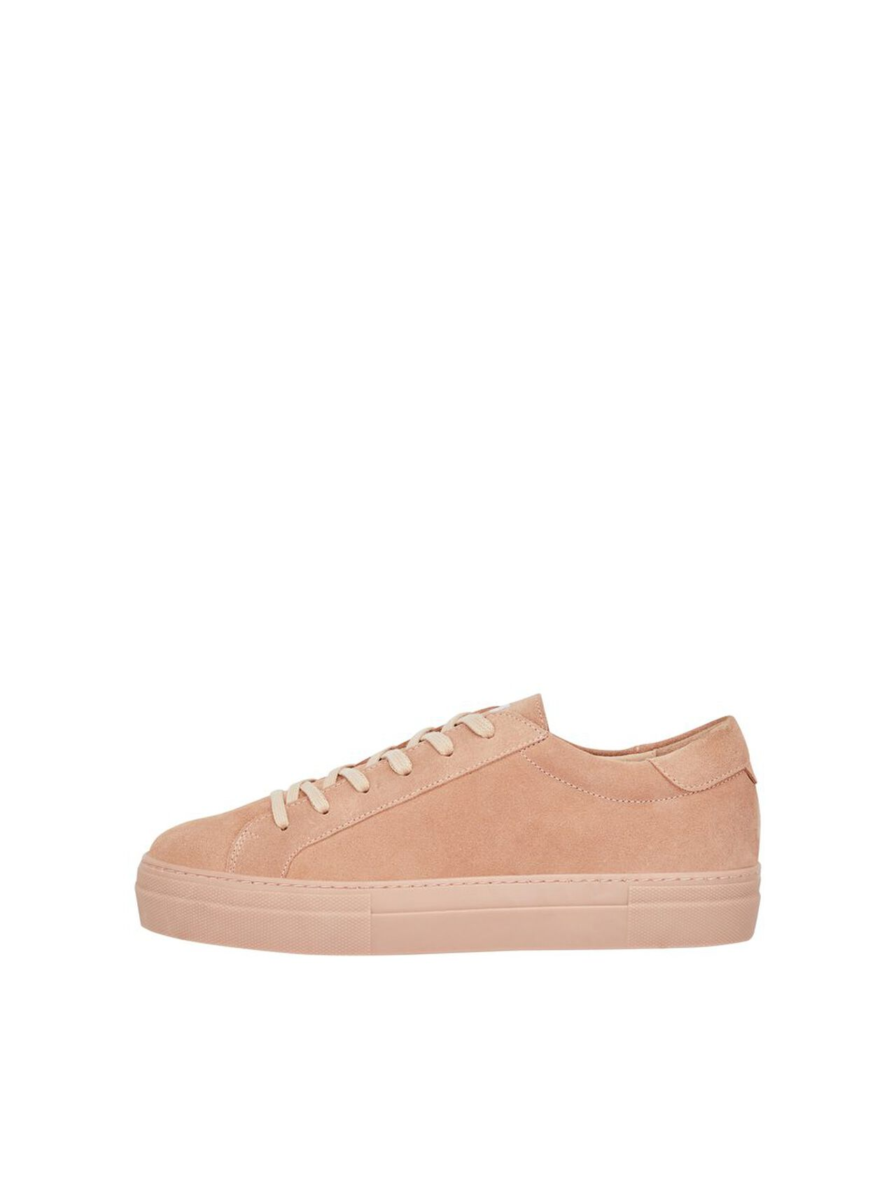 b12279daf7a Low lace suede sneakers | J.Lindeberg